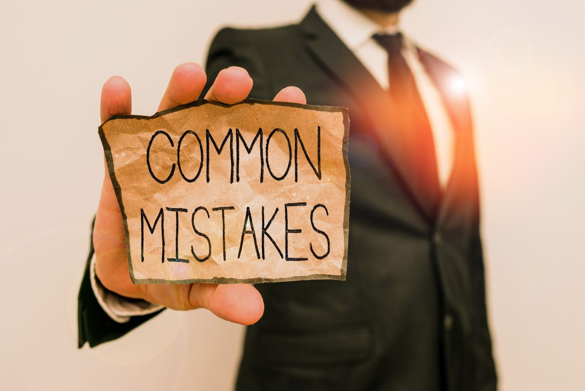 7 mistakes agents make establishing a property advocacy business