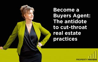 Property Mavens Blog Become A Buyers Agent