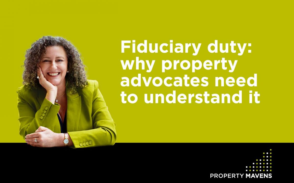 Why property advocates need to understand it