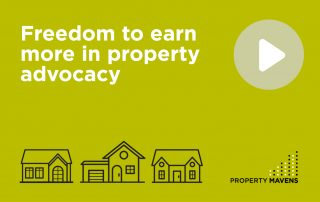 Freedom to earn more in property advocacy