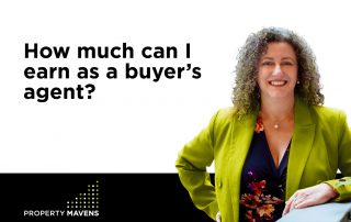 How much can I make as a buyer's agent?